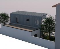 Création d'un bâtiments de 2 habitations