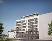 Construction d'un immeuble de 29 logements