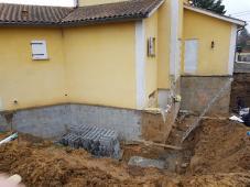 Extension et réhabilitation d'une villa