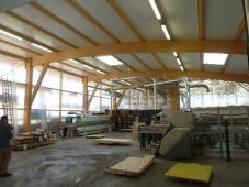 Construction d'un Atelier à VENISSIEUX