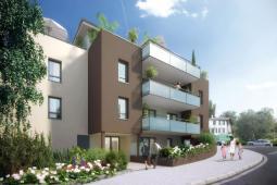 Création d'un immeuble d'habitations