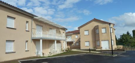Restructuration d'immeuble d'habitation à BRINDAS