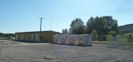 Création d'un batiment industriel à Marcilly-sur-Tille (21)