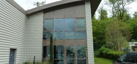 Construction de bureaux + hangar à St PRIEST