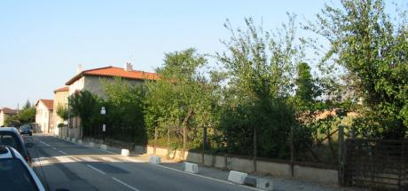 Construction d'immeuble d'habitation à BRINDAS