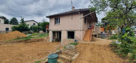Réabilitation d'une villa
